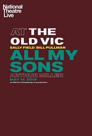 Poster - All My Sons (2019)