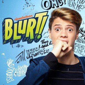 Poster - Blurt (2018)