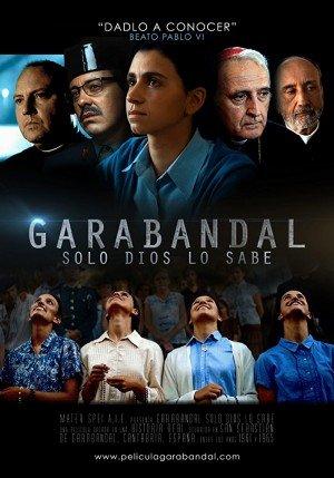 Poster - Garabandal, solo Dios lo sabe (2018)