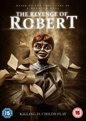 Poster - The Legend of Robert the Doll (2018)