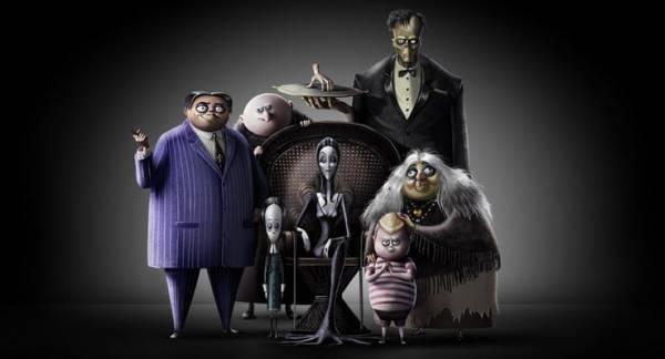 Addams Family – A galád család / Filmkép